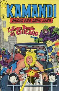 Cover Thumbnail for Kamandi (Editoriale Corno, 1977 series) #19
