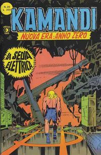 Cover Thumbnail for Kamandi (Editoriale Corno, 1977 series) #20