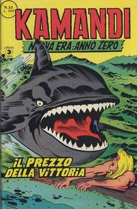 Cover Thumbnail for Kamandi (Editoriale Corno, 1977 series) #23