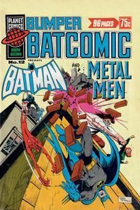 Cover Thumbnail for Bumper Batcomic (K. G. Murray, 1976 series) #12