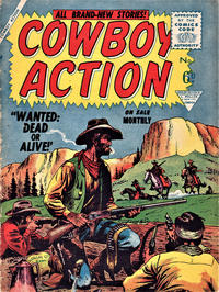 Cover Thumbnail for Cowboy Action (L. Miller & Son, 1956 series) #1