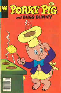 Cover Thumbnail for Porky Pig (Western, 1965 series) #93 [Whitman]