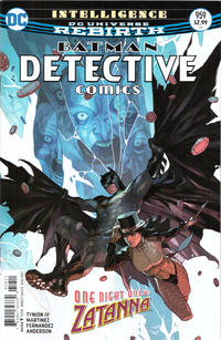 Cover Thumbnail for Detective Comics (DC, 2011 series) #959