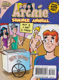 Cover Thumbnail for Archie (Jumbo Comics) Double Digest (Archie, 2011 series) #280