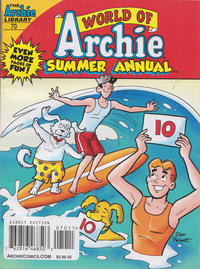 Cover Thumbnail for World of Archie Double Digest (Archie, 2010 series) #70