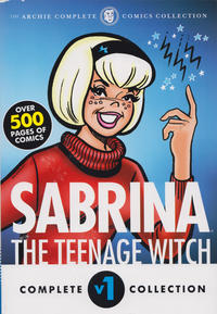 Cover Thumbnail for Sabrina the Teenage Witch Complete Collection (Archie, 2017 series) #1 - 1962-1972