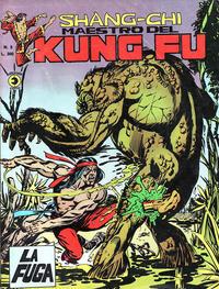 Cover Thumbnail for Shang-Chi Maestro del Kung Fu (Editoriale Corno, 1975 series) #5