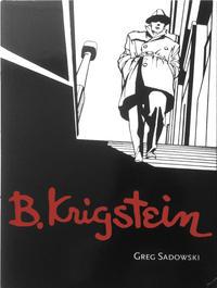 Cover Thumbnail for B. Krigstein (Fantagraphics, 2002 series) #1