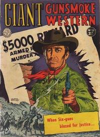 Cover Thumbnail for Giant  Gunsmoke Western (Horwitz, 1950 ? series) #17