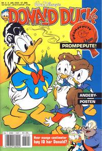 Cover Thumbnail for Donald Duck & Co (Hjemmet / Egmont, 1948 series) #2/2004