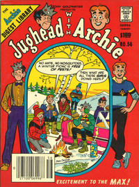 Cover Thumbnail for Jughead with Archie Digest (Archie, 1974 series) #56