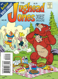 Cover Thumbnail for The Jughead Jones Comics Digest (Archie, 1977 series) #90