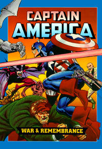 Cover Thumbnail for Captain America: War and Remembrance (Marvel, 1990 series)