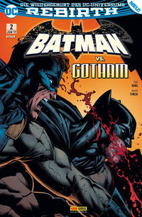 Cover Thumbnail for Batman (Panini Deutschland, 2017 series) #2