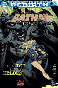 Cover Thumbnail for Batman (Panini Deutschland, 2017 series) #3