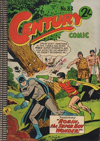 Cover Thumbnail for Century Comic (K. G. Murray, 1961 series) #83