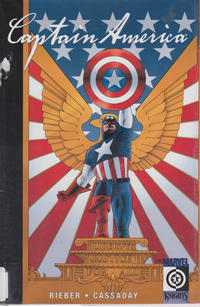 Cover Thumbnail for Captain America (Marvel, 2003 series) #1 - The New Deal