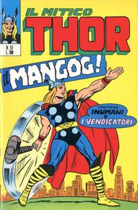 Cover Thumbnail for Il Mitico Thor (Editoriale Corno, 1971 series) #52