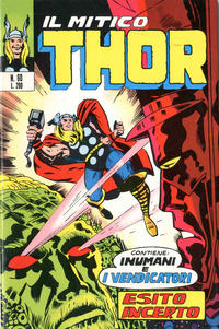 Cover Thumbnail for Il Mitico Thor (Editoriale Corno, 1971 series) #60
