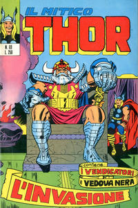 Cover Thumbnail for Il Mitico Thor (Editoriale Corno, 1971 series) #69