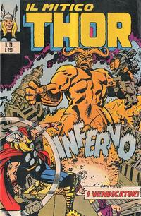 Cover Thumbnail for Il Mitico Thor (Editoriale Corno, 1971 series) #76