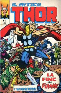 Cover Thumbnail for Il Mitico Thor (Editoriale Corno, 1971 series) #77