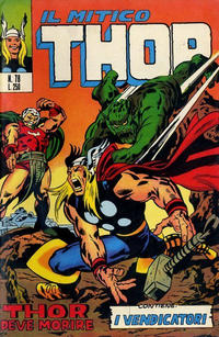 Cover Thumbnail for Il Mitico Thor (Editoriale Corno, 1971 series) #78