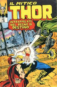 Cover Thumbnail for Il Mitico Thor (Editoriale Corno, 1971 series) #88