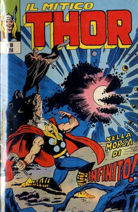 Cover Thumbnail for Il Mitico Thor (Editoriale Corno, 1971 series) #90