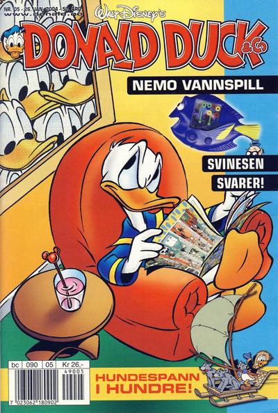 Cover for Donald Duck & Co (Hjemmet / Egmont, 1948 series) #5/2004