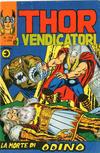 Cover for Thor e i Vendicatori (Editoriale Corno, 1975 series) #103