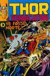 Cover for Thor e i Vendicatori (Editoriale Corno, 1975 series) #104