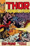 Cover for Thor e i Vendicatori (Editoriale Corno, 1975 series) #107