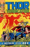 Cover for Thor e i Vendicatori (Editoriale Corno, 1975 series) #108
