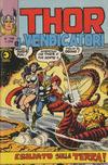 Cover for Thor e i Vendicatori (Editoriale Corno, 1975 series) #109