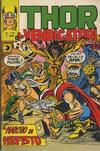 Cover for Thor e i Vendicatori (Editoriale Corno, 1975 series) #110