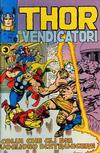 Cover for Thor e i Vendicatori (Editoriale Corno, 1975 series) #112