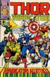 Cover for Thor e i Vendicatori (Editoriale Corno, 1975 series) #113