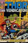 Cover for Thor e i Vendicatori (Editoriale Corno, 1975 series) #116