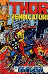 Cover for Thor e i Vendicatori (Editoriale Corno, 1975 series) #118