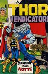 Cover for Thor e i Vendicatori (Editoriale Corno, 1975 series) #119