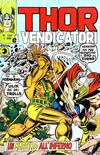 Cover for Thor e i Vendicatori (Editoriale Corno, 1975 series) #120