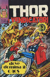 Cover for Thor e i Vendicatori (Editoriale Corno, 1975 series) #126