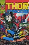 Cover for Thor e i Vendicatori (Editoriale Corno, 1975 series) #127