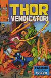 Cover for Thor e i Vendicatori (Editoriale Corno, 1975 series) #133