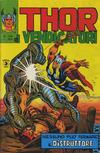 Cover for Thor e i Vendicatori (Editoriale Corno, 1975 series) #134