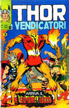 Cover for Thor e i Vendicatori (Editoriale Corno, 1975 series) #135