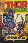 Cover for Thor e i Vendicatori (Editoriale Corno, 1975 series) #136
