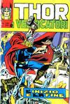 Cover for Thor e i Vendicatori (Editoriale Corno, 1975 series) #138