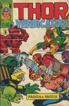 Cover for Thor e i Vendicatori (Editoriale Corno, 1975 series) #139